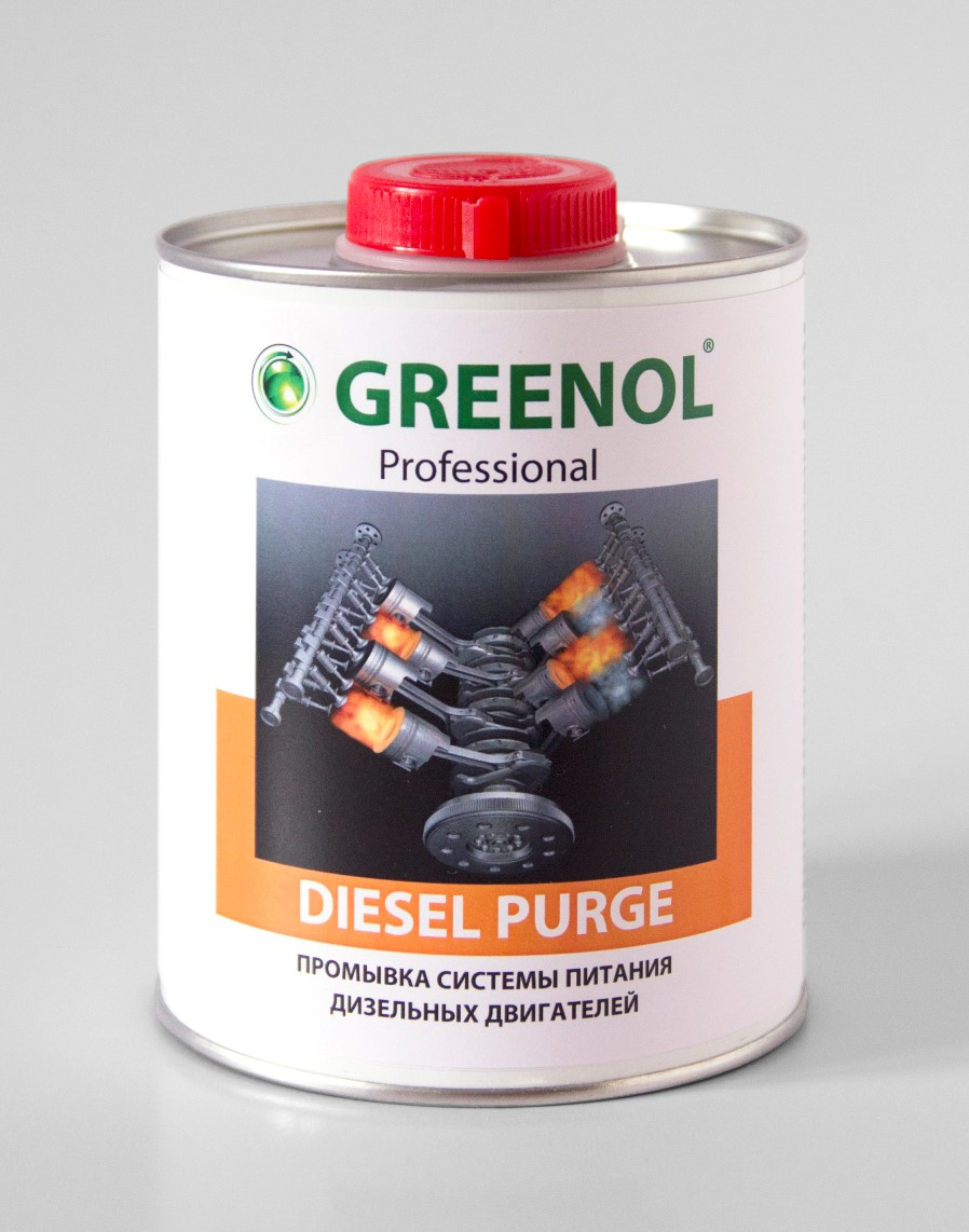 Greenol DP 1 litre круглая