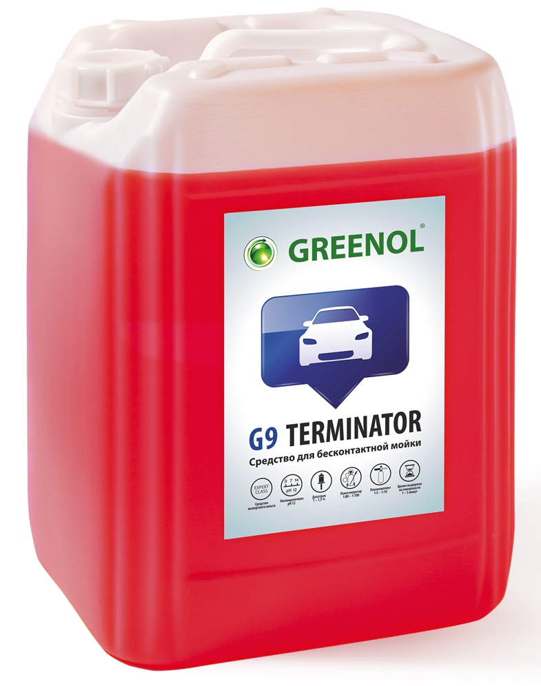 greenol G9 terminator 20